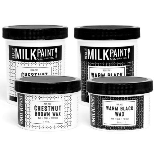 Furniture Wax Finishers And Sealers, Milk Paint Furniture Wax