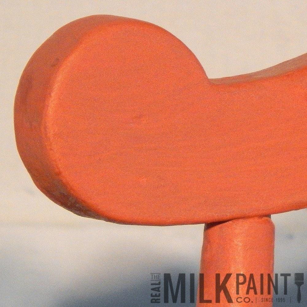 17-Milk Paint Pumpkin